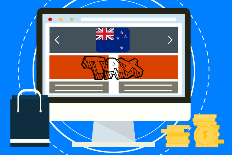 New Zealand to implement new Digital Tax on online giants?