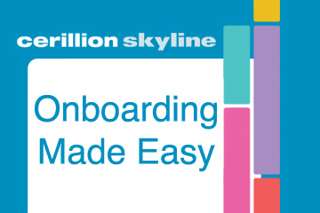 Onboarding Made Easy with Cerillion Skyline