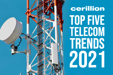 Top Five Telecom Trends for 2021