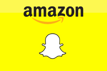Amazon partners with Snapchat to expand reach