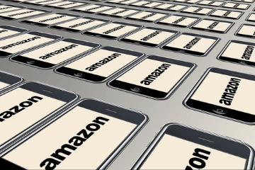 Amazon hits $1 trillion valuation, joins Apple