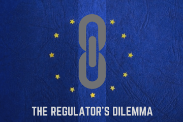 The Regulator's Dilemma: GDPR's conflict with blockchain