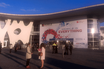 MWC – Disrupt or prepare to be disrupted