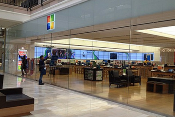 Microsoft taking on Amazon with check-out free retail technology