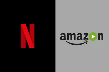 Rivals Netflix and Amazon join hands