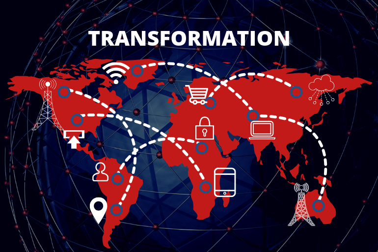 Digital Transformation begins with Network Transformation