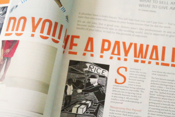 Bloomberg goes behind a paywall, users will be charged $35 per month