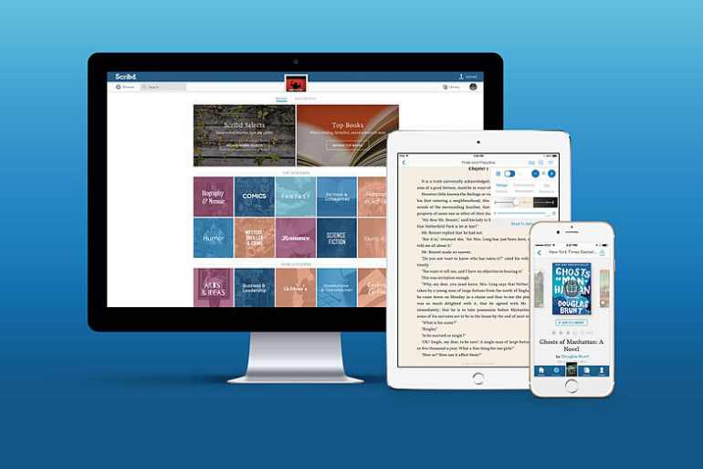 Subscription startup Scribd raises $58 million