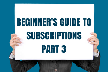 A Beginner's Guide to Subscriptions: Part 3 – Five Common Subscription Billing Mistakes