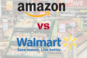 Amazon-Walmart's big fight to conquer retail