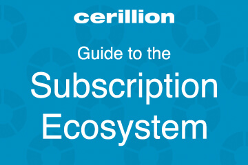 Your guide to the Subscription Ecosystem
