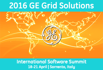 GE Grid Solutions - International Software Summit