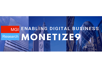 Monetize 9 - Enabling Digital Business