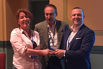 GE names Cerillion as Sales Innovations Award winner