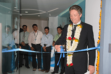 Cerillion Technologies Expands Reach with Opening of New Global Solutions Centre in India