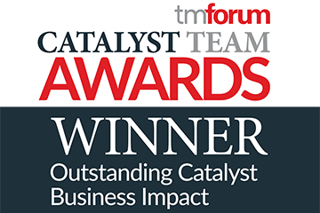 Cerillion Catalyst Project Wins Business Impact Award at Digital Transformation World 2018